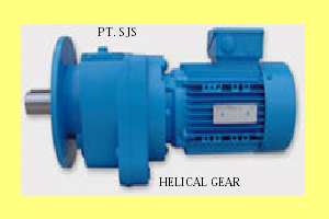 TYPE HELICAL GEAR